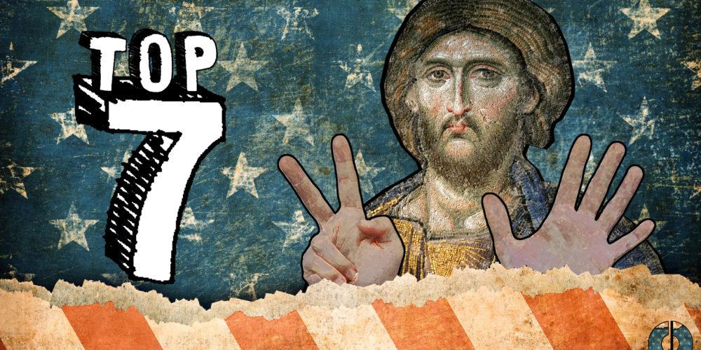top 7 pastor jesus